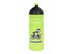 Zdravá lahev 0,7 l - UAX Challenge  + náhradní zátka zdarma