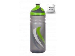 Zdravá lahev Bike 2K19 0,7 l - zelená  + náhradní zátka zdarma