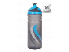Zdravá lahev Bike 2K19 0,7 l - modrá  + náhradní zátka zdarma