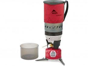 09219 msr windburner 1 0 personal stove system standing