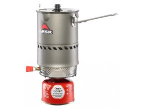 Reactor Stove Systems