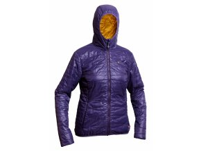 4439 Boa lady jacket grape arrow wood
