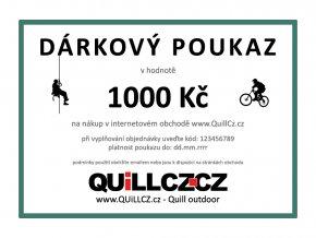 DarkovyPoukaz 1000Kc