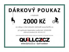 DarkovyPoukaz 2000Kc
