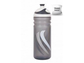 Zdravá lahev Bike 2K19 0,7 l - bílá  + náhradní zátka zdarma