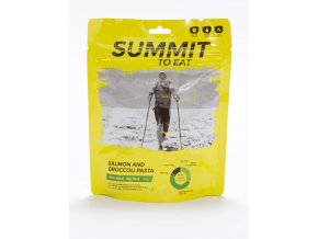 Summit to Eat Losos s těstovinami a brokolicí 193g