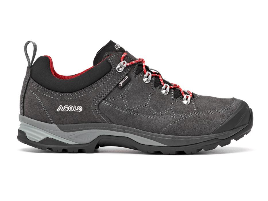 Asolo  Tribe GV MM - pánské boty Barva  graphite f0791acc57
