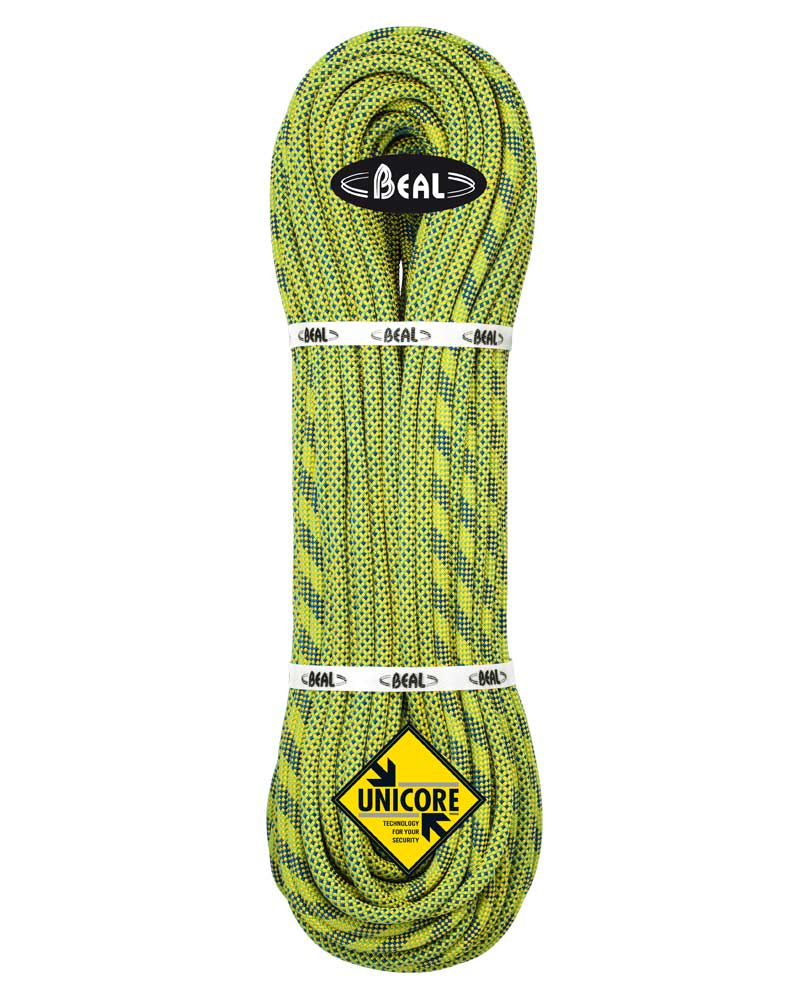 Beal Booster 9,7 mm UNICORE - lano Barva: safe control, délka: 60, impregnace: dry cover