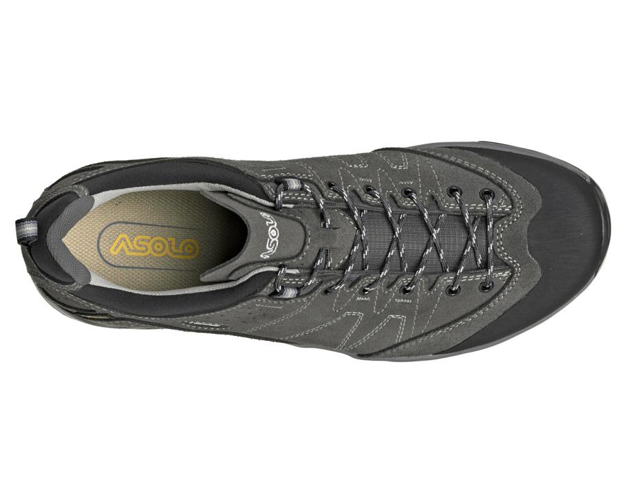 Asolo: Shiver GV ML - dámské boty Barva: plum/plum, Velikost: 5