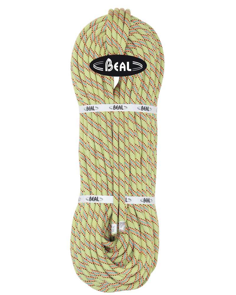 Beal Flyer 10,2 mm - lano Barva: anis, délka: 50, impregnace: dry cover