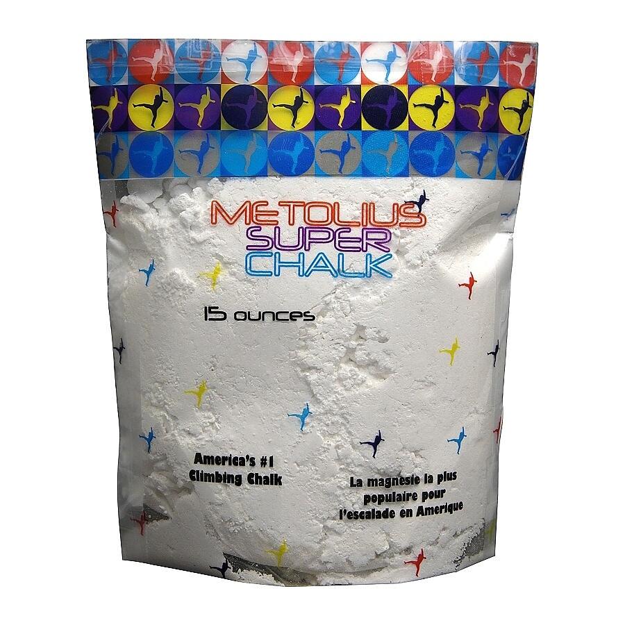 Metolius Super Chalk 255 g - magnesium