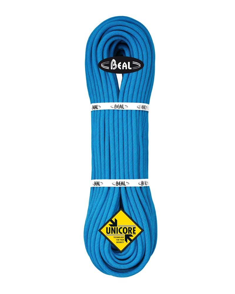 Beal Joker 9,1 mm UNICORE - lano Barva: blue, délka: 60, impregnace: golden dry