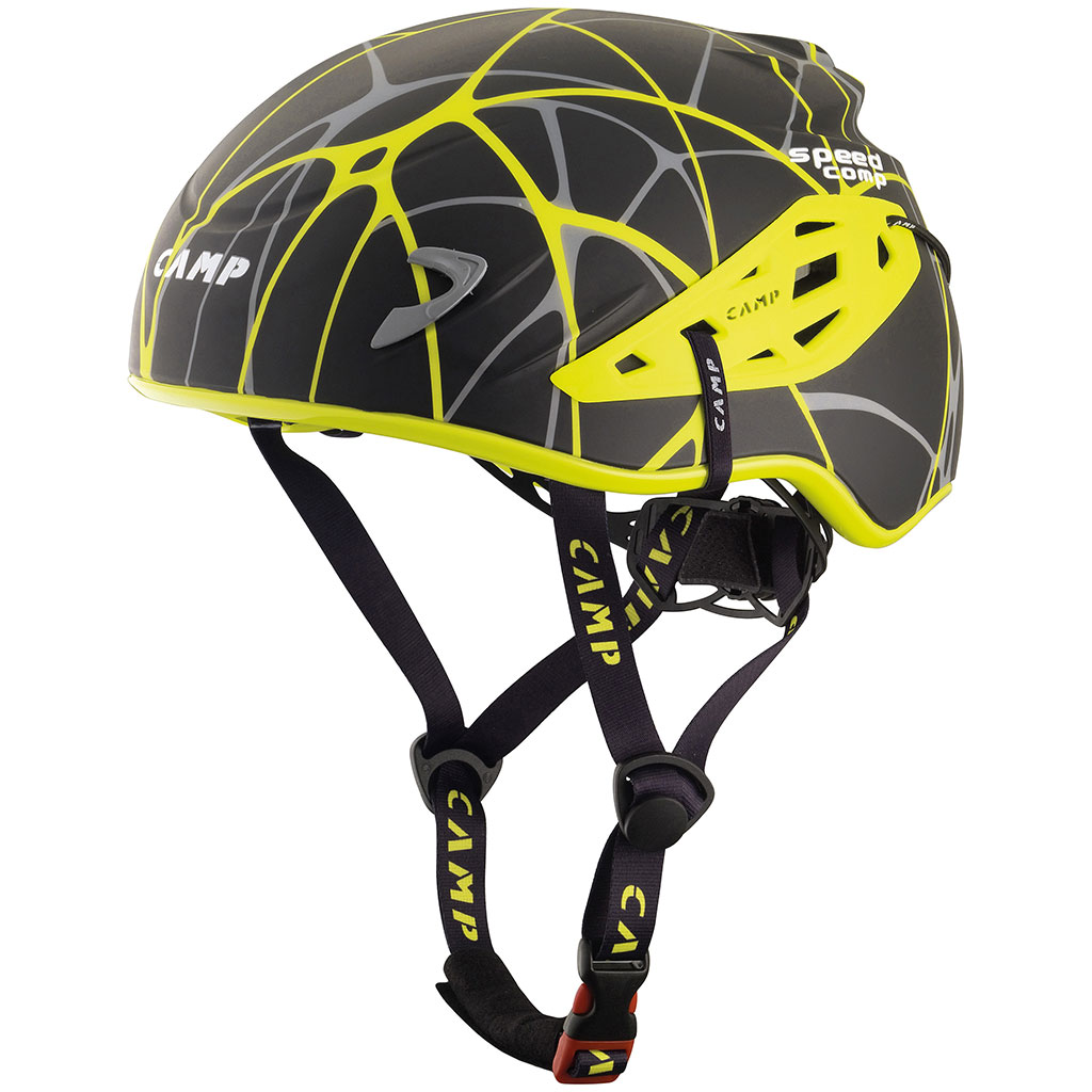 Camp Speed Comp - horolezecká přilba Barva: black