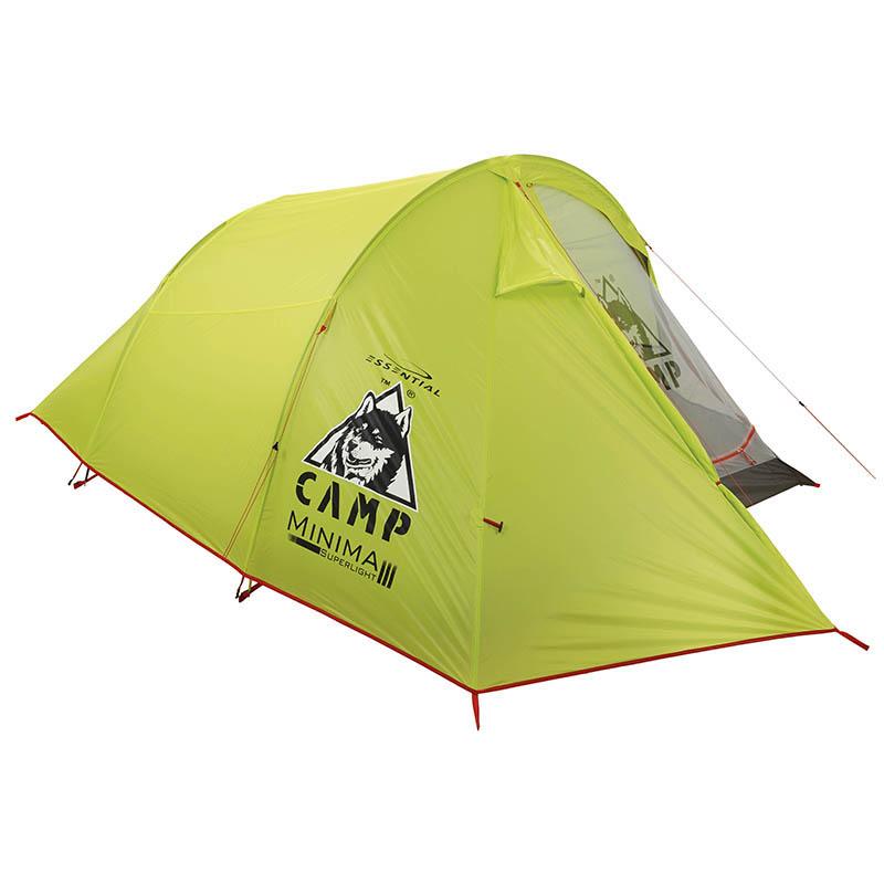 Camp Minima 3 SL - stan