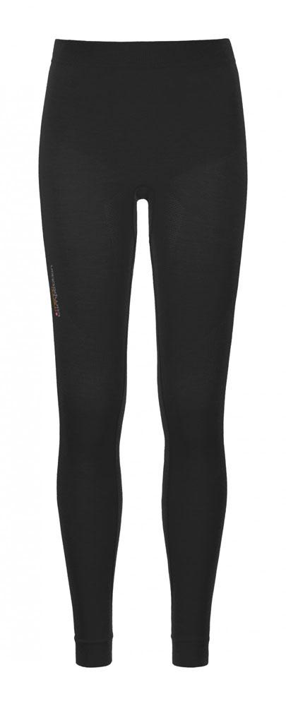 Ortovox 230 Merino Competition Long Pants W - spodky Barva: black raven, Velikost: M