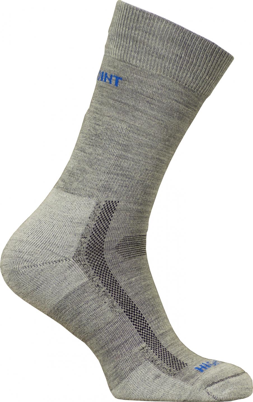 High Point Trek 2.0 - ponožky Barva: black/grey, Velikost: 35-38