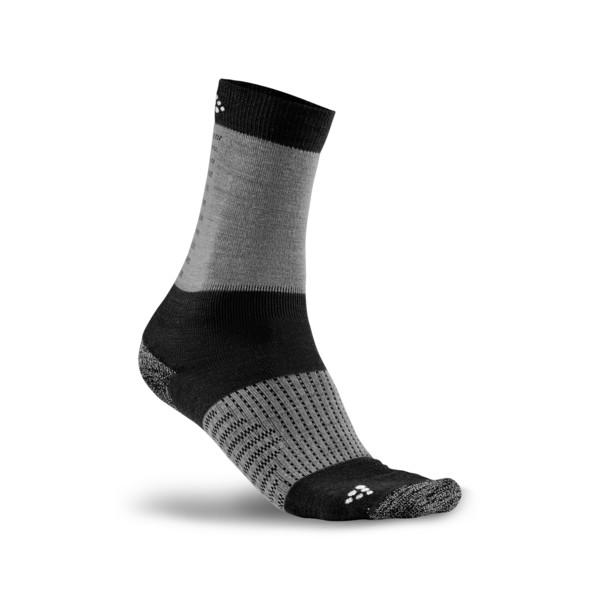 High Point Active (3-páry) - ponožky Barva: grey/black, Velikost: 35-38