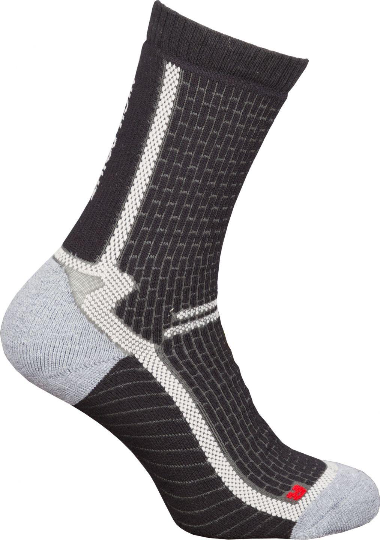 High Point Trek 3.0 - ponožky Barva: black/grey, Velikost: 35-38