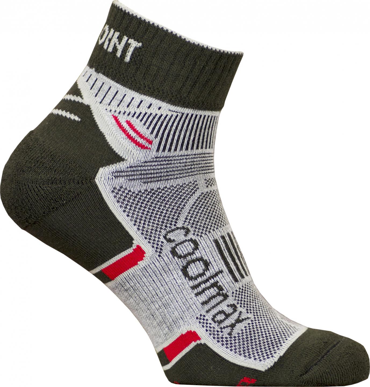 High Point Active 2.0 - ponožky Barva: Černo / červená, Velikost: 43-47