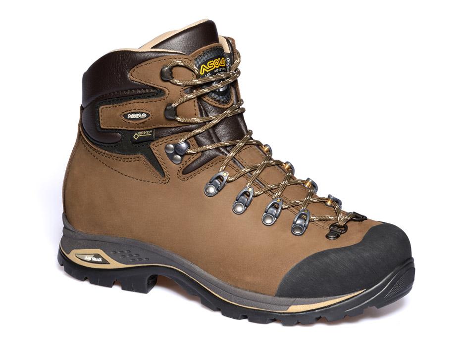 Asolo: Fandango DUO GV MM - pánské boty Barva: brown, Velikost: 7