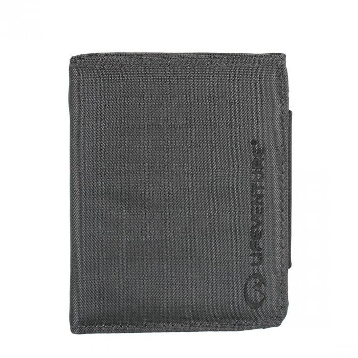 Lifeventure RFiD Wallet - peněženka Barva: grey