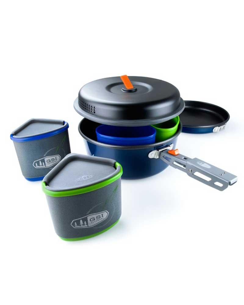 GSI outdoors Bugaboo Backpacker - sada nádobí