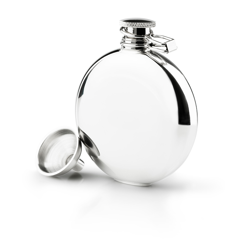 GSI outdoors Classic Flask 148ml - placatka