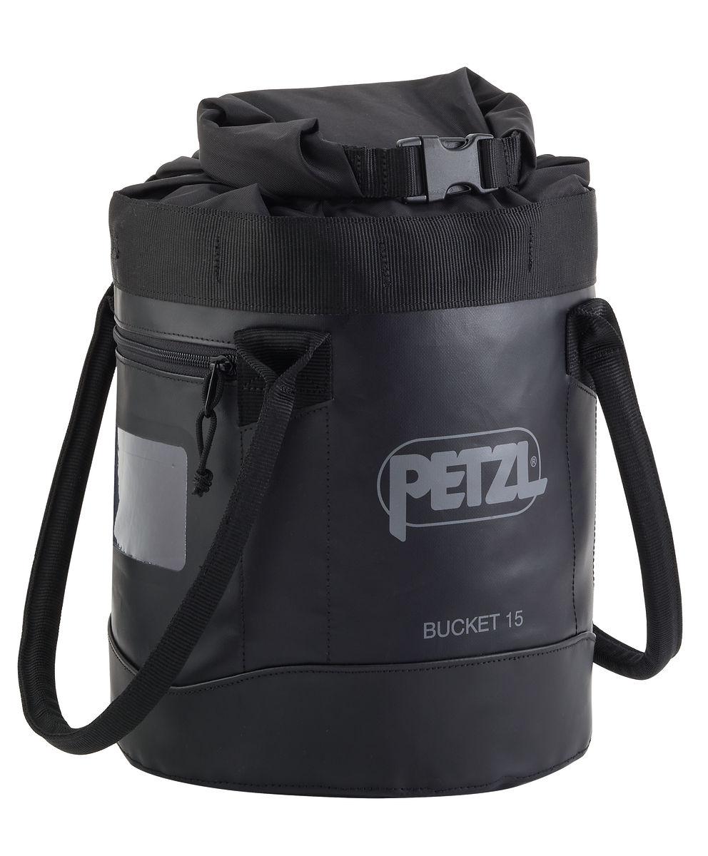 Petzl Bucket 25 l Barva: červená