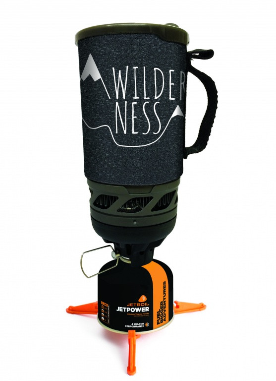 Jetboil Flash Barva: wilderness