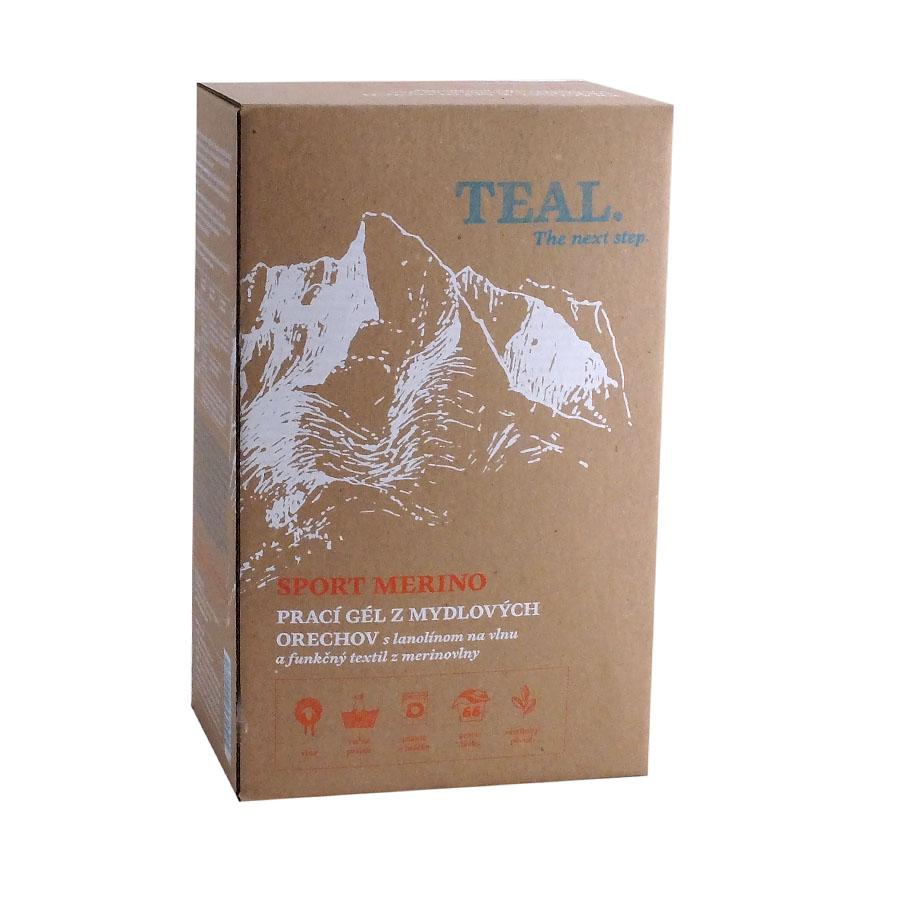 Teal Sport Merino - 2 x 1 litr
