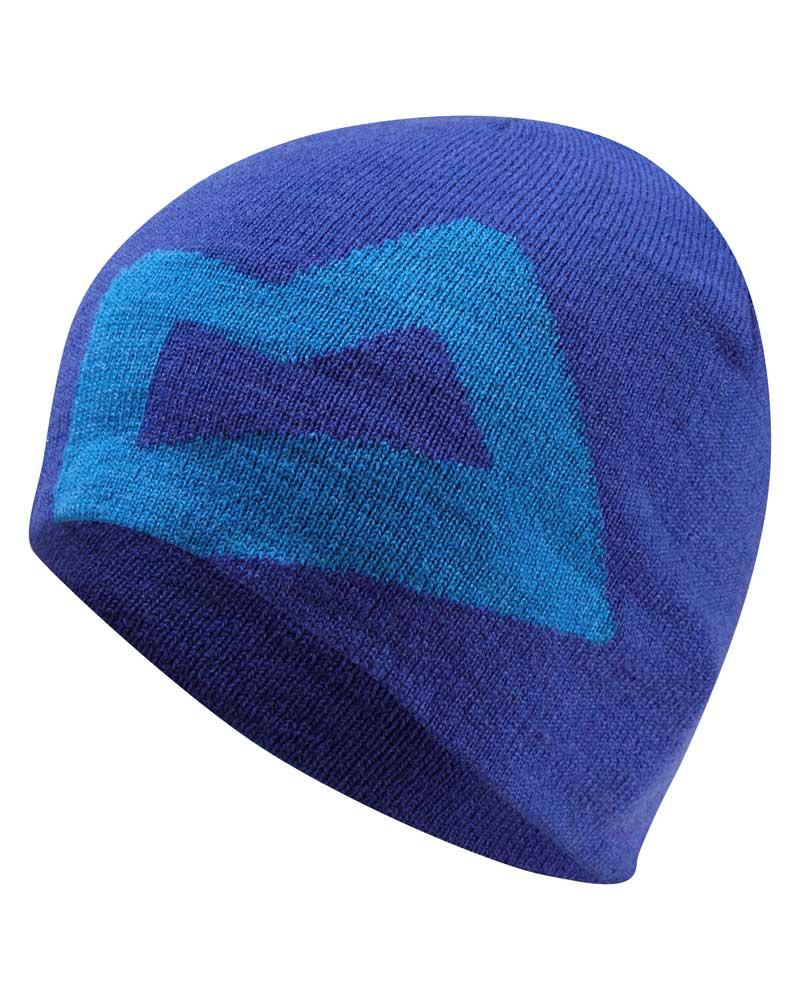 Mountain Equipment Branded Knitted Beanie - čepice Barva: Sodalite/Light Ocean