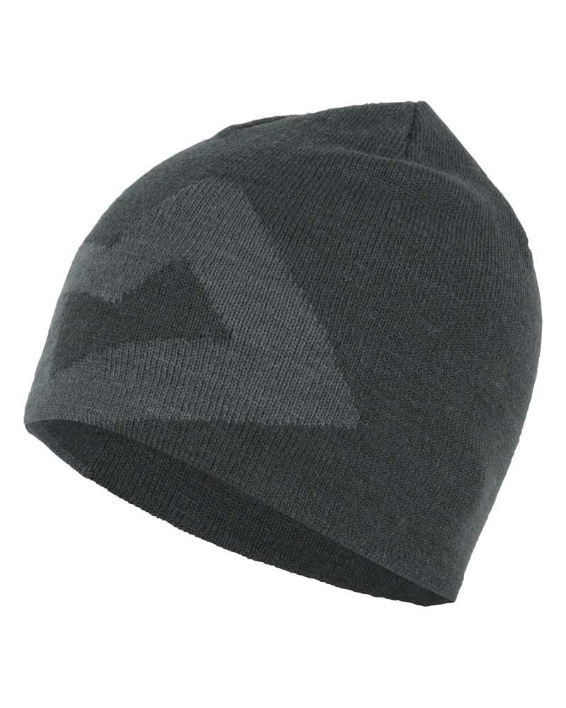 Mountain Equipment Branded Knitted Beanie - čepice Barva: Raven/Shadow