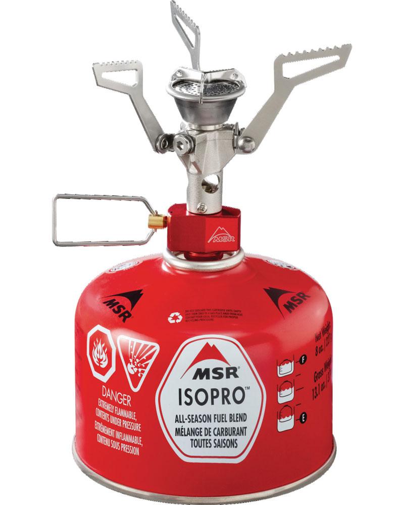 MSR PocketRocket 2 - plynový vařič