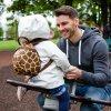 L10820 giraffe toddler animal backpack lifestyle 1