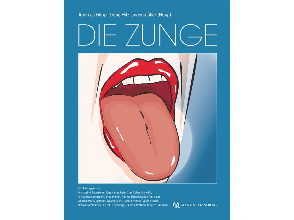 Die Zunge - Nakladatelství Quintessenz