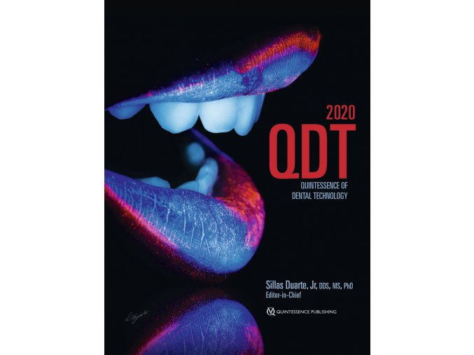 22881 Cover Quintessence of Dental Technology 2020