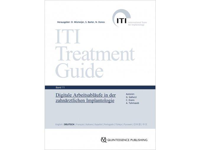 21230 Cover Wismeijer Barter Donos Digitale Arbeitsablaeufe in der zahnaerztlichen Implantologie ITI Treatment Guide Band11
