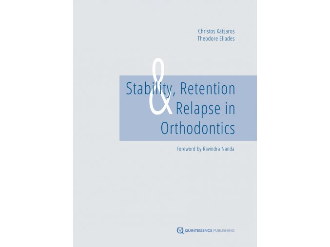 20091 Cover Katsaros Stability in Orthodontics