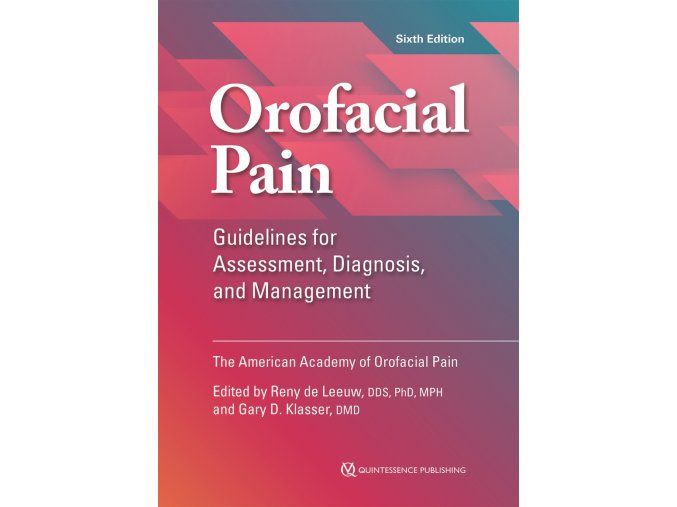 21561 Cover deLeeuw Orofacial Pain 6thEdition