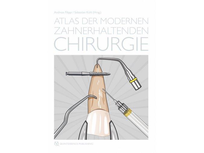 21290 Cover Filippi Atlas zahnerhaltende Chirurgie