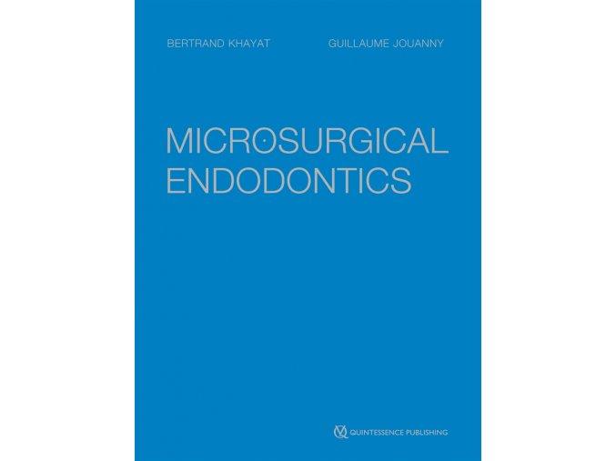 22271 Cover Khayat Microsurgical Endodontics