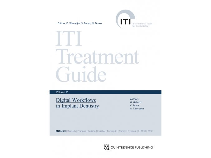 21231 Cover ITI Treatment Guide Vol 11