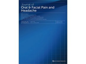 Journal of Oral & Facial Pain and Headache