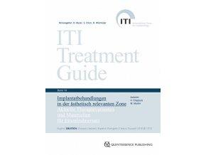 20180 Cover ITI Band10 Implantatbehandlungen in der aesthetisch relevanten Zone