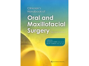 21441 Cover Laskin Carlson Clinicians Handbook of Oral and Maxillofacial Surgery