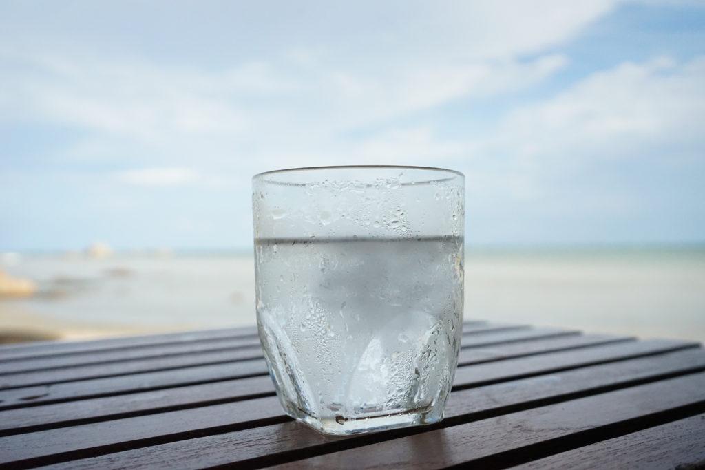 Pijete mořskou vodu?