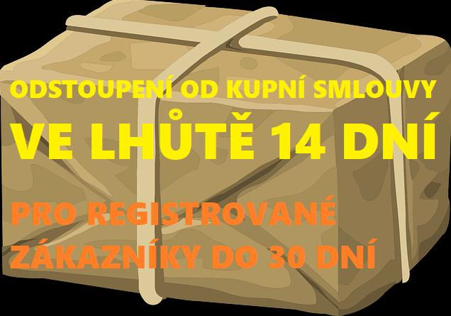 Jak vrátit zboží ve 14 denní lhůtě?