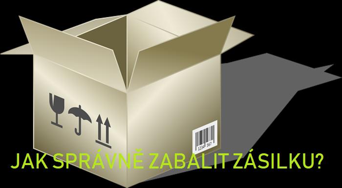 TIP! Jak správně zabalit elektroniku pro poslání přepravní službou