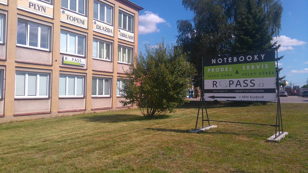 Nové výdejní místo - Žďár nad Sázavou