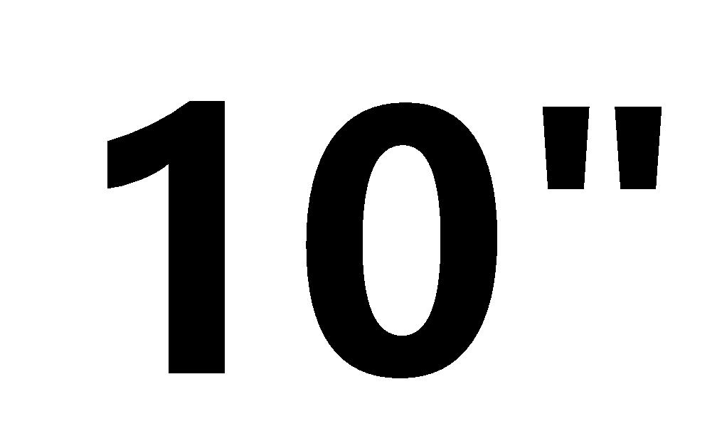 "10,1"""